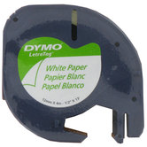 Dymo White Paper Label Refills